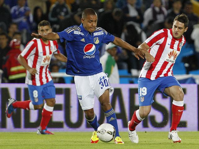 A D. Quito le bastó con un gol