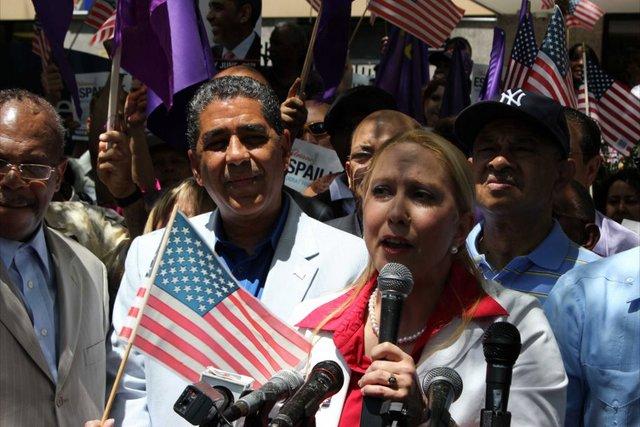 Gabriela Rosa quiere trabajar por su gente