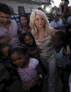 ¿Chantajean a Shakira?