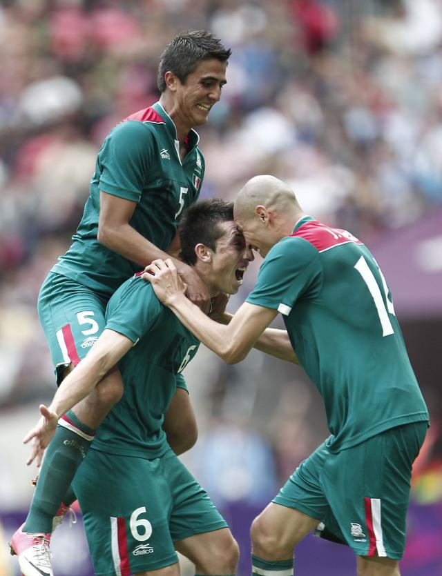 México, Brasil y Bolt acaparan la atención
