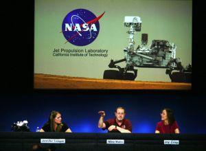 Curiosity perforará el suelo de Marte