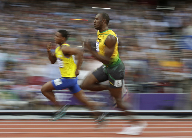 El 'Rayo' Bolt va por la leyenda