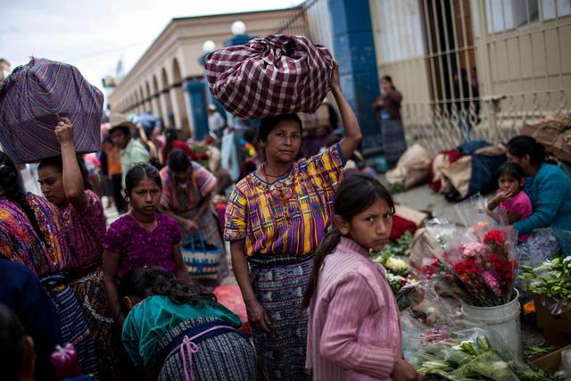 Indígenas de Guatemala reclaman justicia