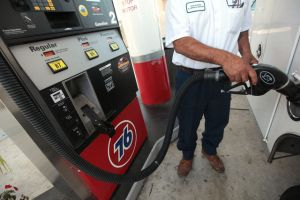 Sigue en subida el precio de gasolina