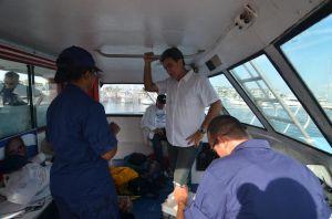 Una flotilla se dirige a Cuba