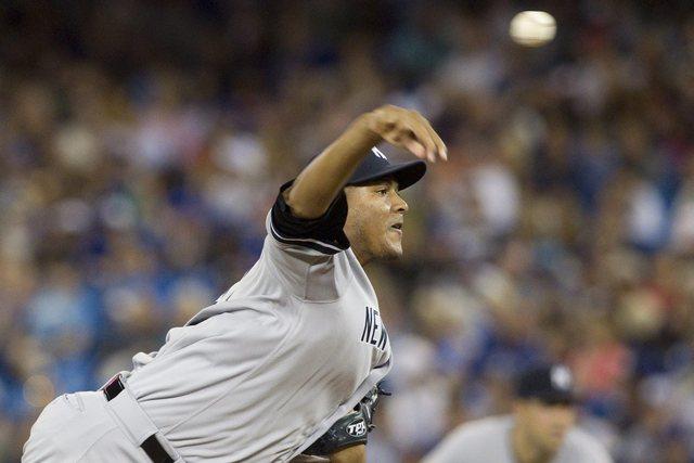 Yankees ganan serie en Toronto