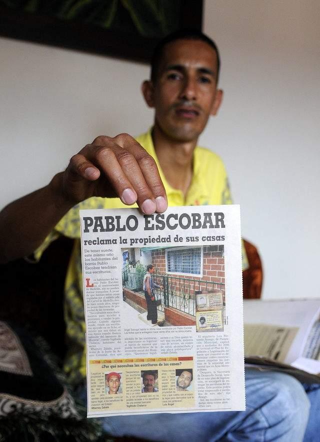 El último feudo de Pablo Escobar