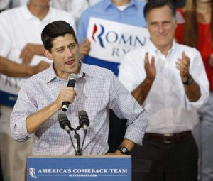 Demócratas comparan a Ryan con Sarah Palin (Video)