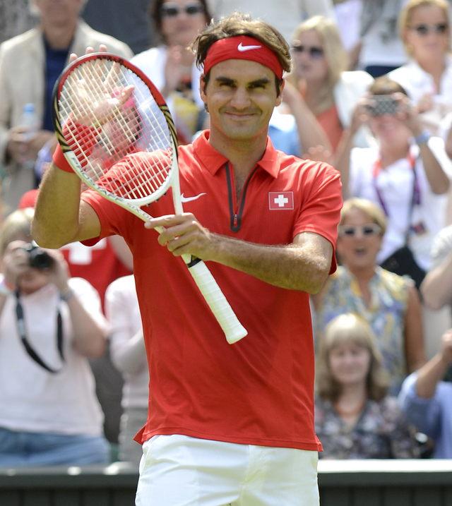 'Inamovible' Federer