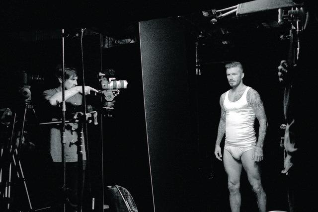 Beckham en ropa íntima