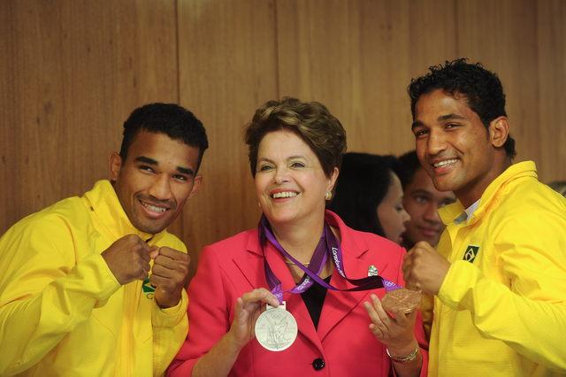 Del Palacio presidencial a las favelas