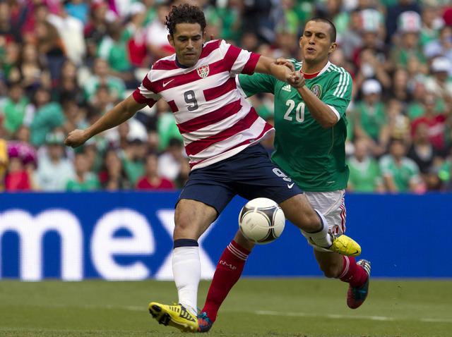 EEUU supera a México en el Azteca