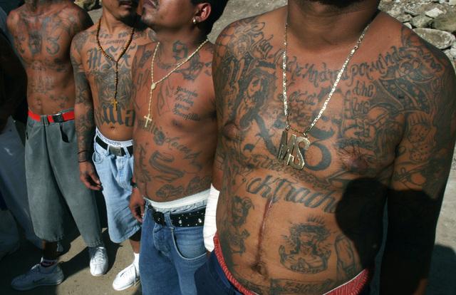 Pandillas, una pesadilla para El Salvador
