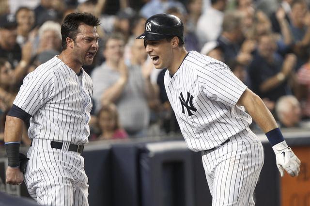 Yankees pierden ahora a Teixeira