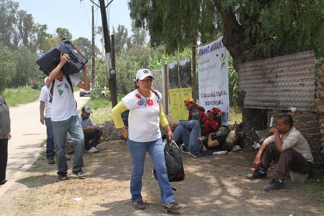 La lucha de Elvira Arellano por los 'sin papeles'