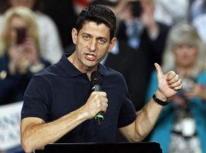 """Ryan se declara más """"antiaborto"""" que Romney (Video)"""