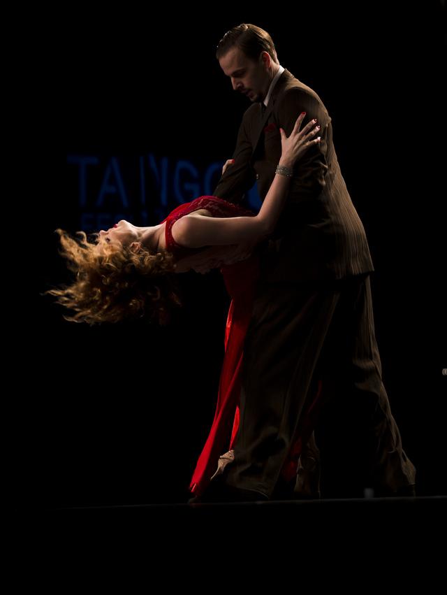 Amor y pasión en   'Tango Fever'