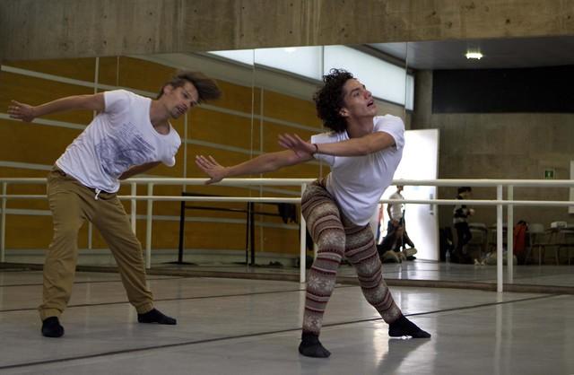Quiere cambiar percepción del ballet en su país