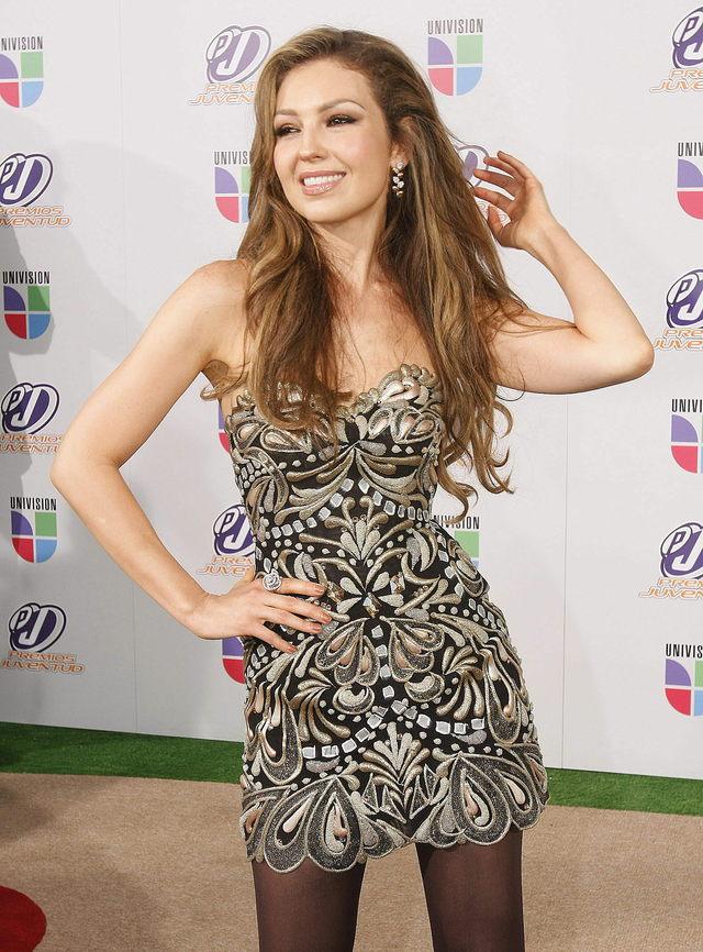 Thalía no quiere cumplir años