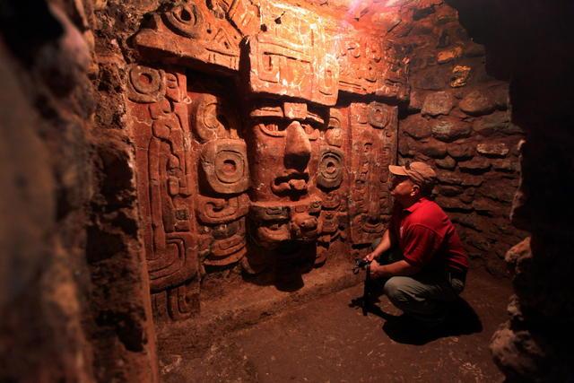 Esplendor de la ciudad maya de Copán
