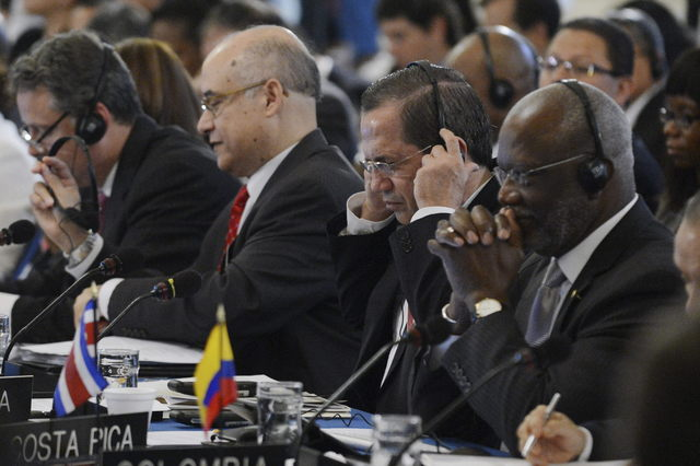 Países latinoamericanos respaldan a Ecuador en caso Assange