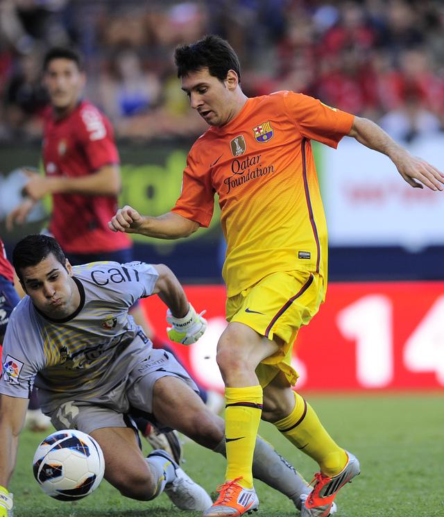 Gana el Barça, pierde Real Madrid