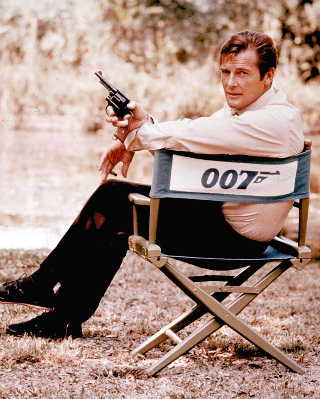 Roger Moore: el mejor James Bond ha sido Craig