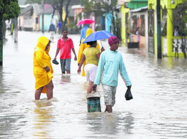 'Isaac' deja 24 muertos en el Caribe
