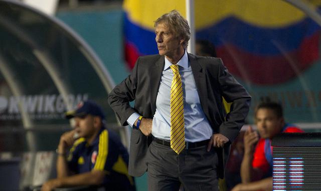 Colombia comienza su preparación