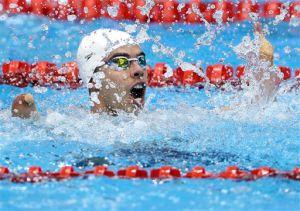 Paralímpicos Londres 2012: Dias emula a Phelps (fotos)