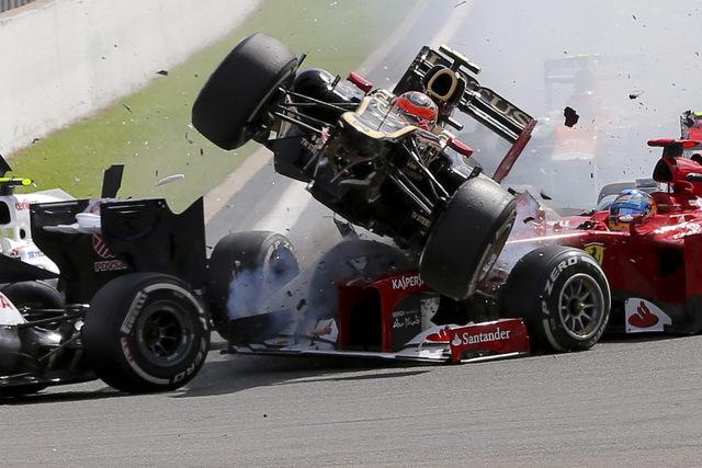 Seguridad copa el debate en Fórmula Uno