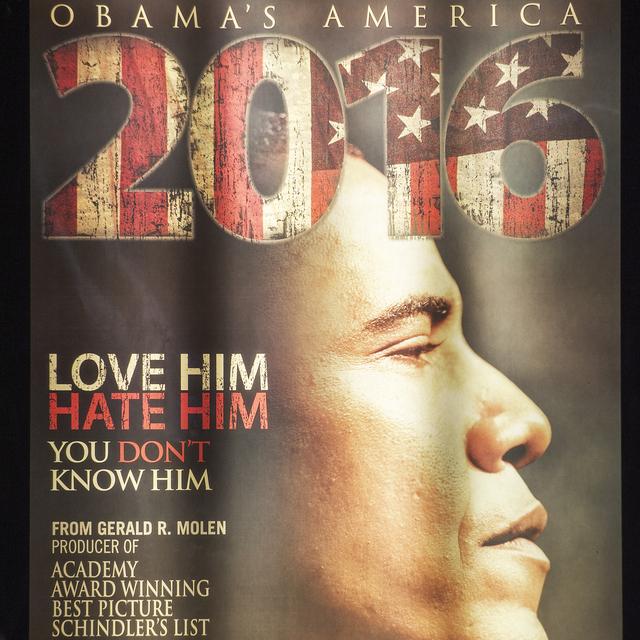 Exito de documental '2016- Obama's America'
