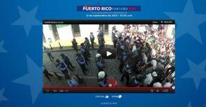 Por $35 opositor compra página web de Gobernador de P.R. (video)