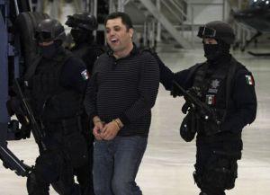 "Capturan en México a líder del grupo criminal ""La Resistencia"""