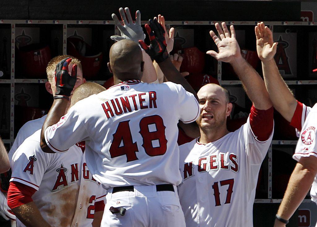 MLB: Angelinos le pegan a Oakland 6-0 (fotos)