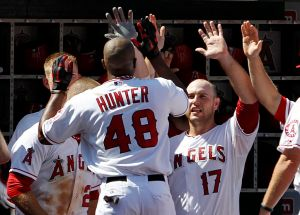 MLB: Angelinos le pegan a Oakland 6-0 (fotos)