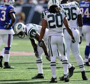 Jets: Darrelle Revis descartado ante Pittsburgh