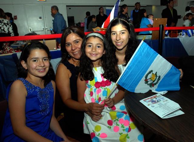 Centroamericanos festejan en Nueva York