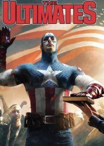 Capitán América será el nuevo presidente de EEUU