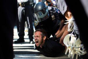 Más de 180 arrestados