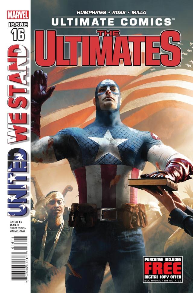 Capitán América presidente