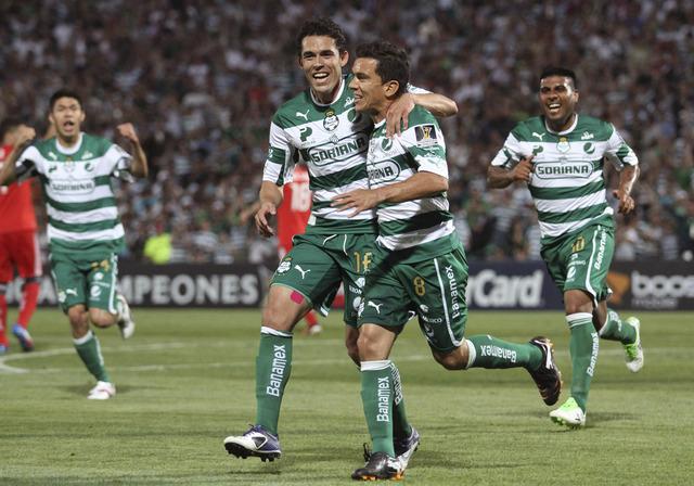 Santos a sellar clasificación