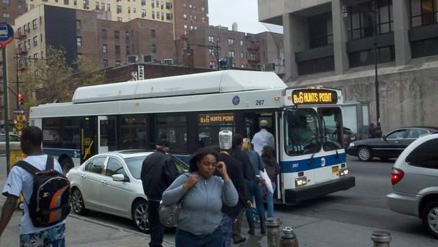 Plantean nueva ruta de buses para Hunts Point en El Bronx
