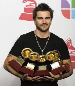 Nominaciones de Grammy Latino en voz de Juanes y Shaila Dúrcal