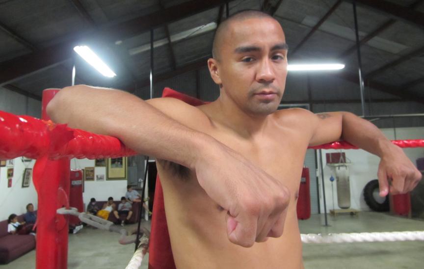 Ricardo Rocky Juárez vuelve al boxeo
