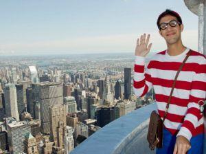 ¿Dónde está Wally? ¡En el Empire State!