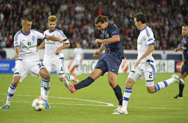 Ibrahimovic sigue embalado