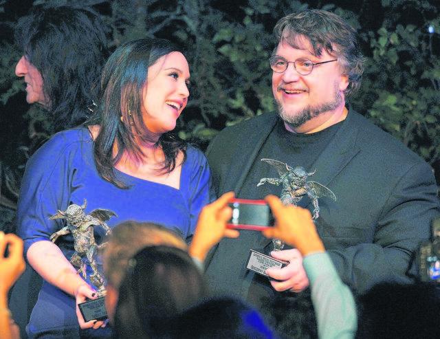 Premian a Guillermo del Toro