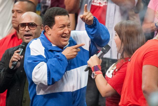 Campaña venezolana a ritmo de reguetón
