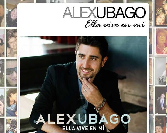 Alex Ubago le canta a una 'mujer especial'